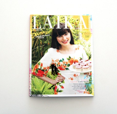 LAIKA Issue 2 Cover