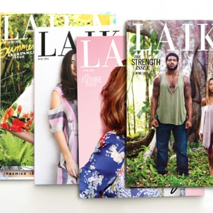 LAIKA Magazine Issue Collection