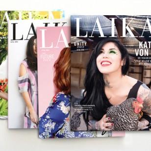 LAIKA Print Subscription