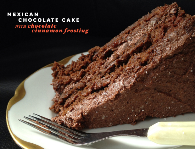 Abuelita Mexican Chocolate Cake Recipe