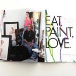 Eat, Paint, Love