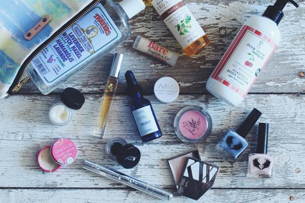 Lauren Toyota LAIKA Magazine makeup