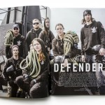 Issue Five Defenders