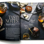 Issue Five Taste Notes