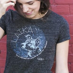 LAIKA Magazine Tee Shirt