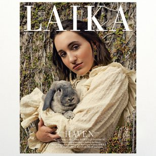 LAIKA Harley Quinn Smith Cover