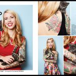 LAIKA Issue Seven-Kitten Lady