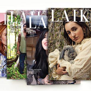 LAIKA Print Subscription Issue 7