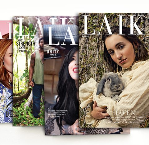 LAIKA Print Subscription Issue 7