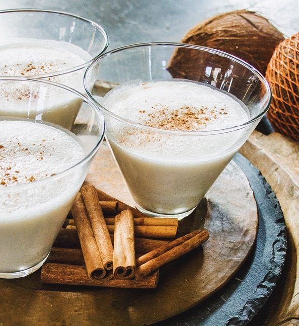 Vegan Caribbean drink