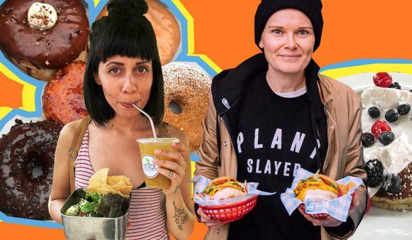 Vegan Los Angeles Food